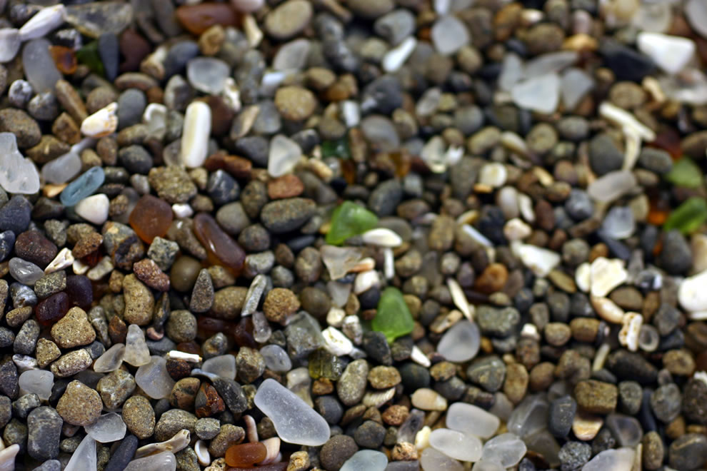 sand from glass