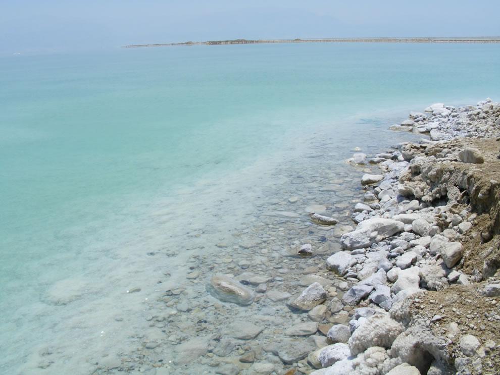 Israel, Dead Sea, En Boqeq