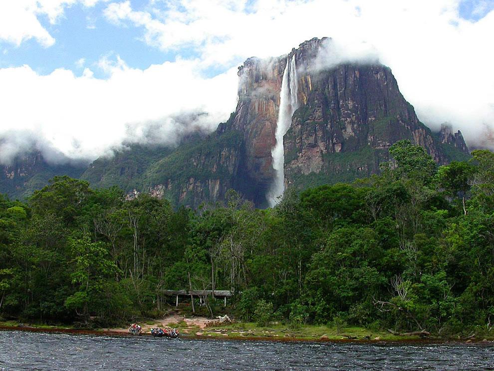 Majestic Angel Falls