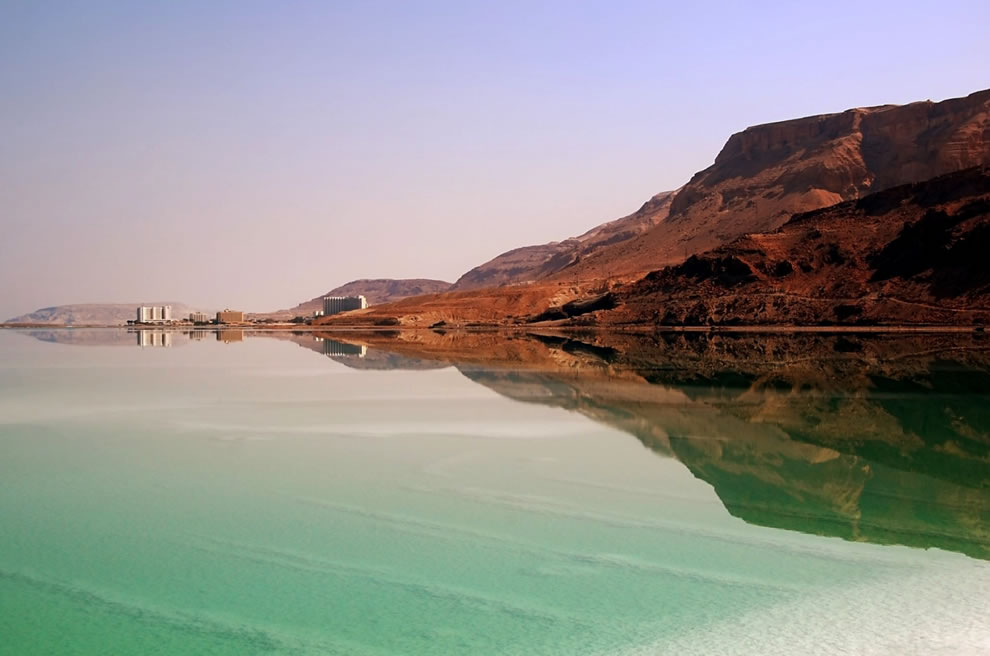 Orilla del Mar Muerto, Israel, Shore of the Dead Sea