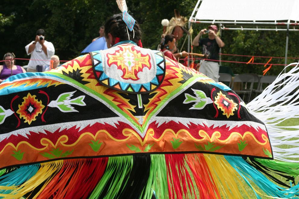 Fancy Dancers Nansemond Tribe Sulfolk Virginia