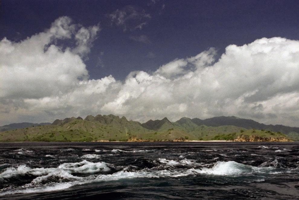 Komodo currents