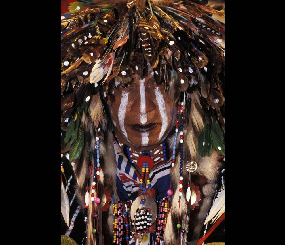 Native American 2002 National Pow Wow