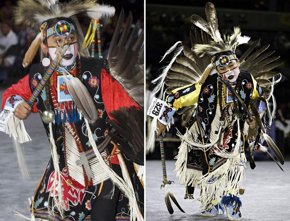 Native American 2007 National Pow Wow