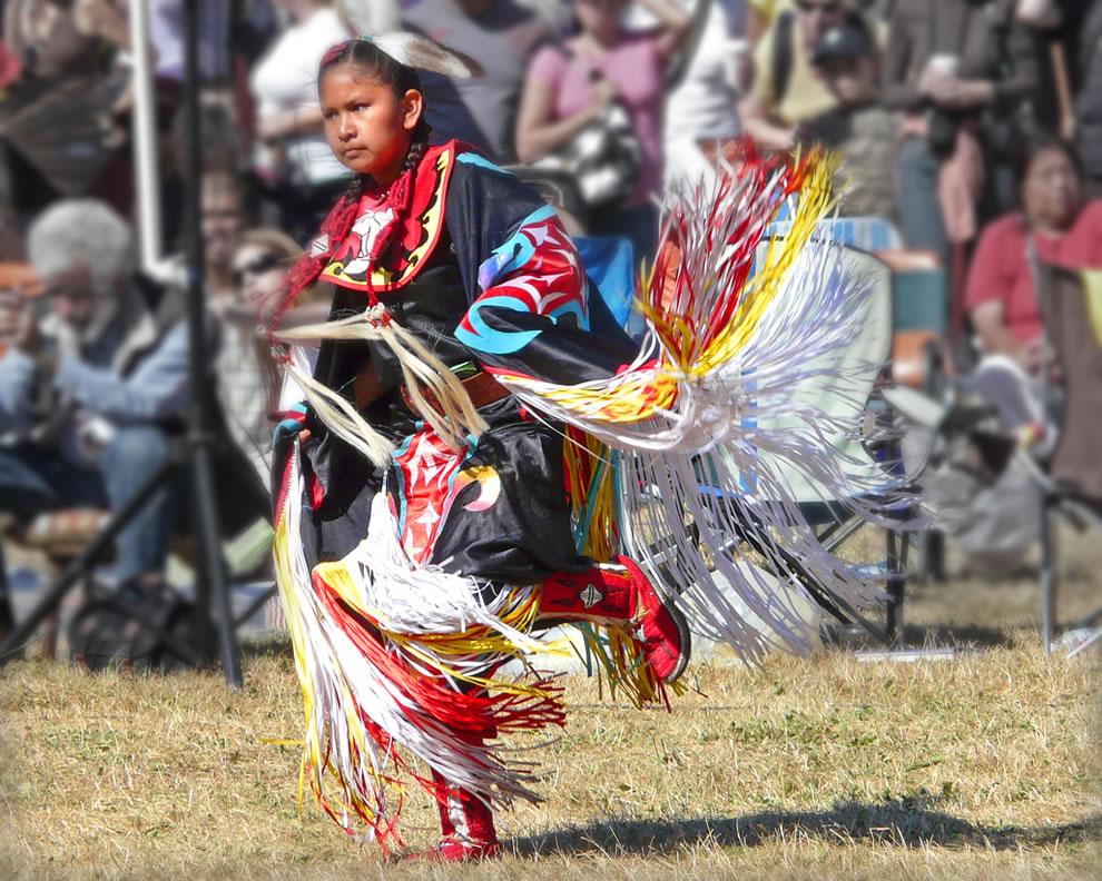 'Seafair Indian Days Pow Wow'