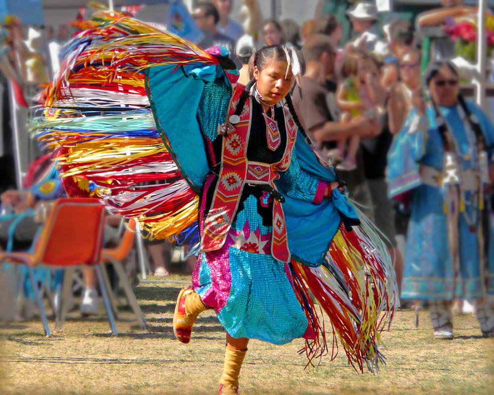 Seafair Pow Wow in Seattle's Discovery Park