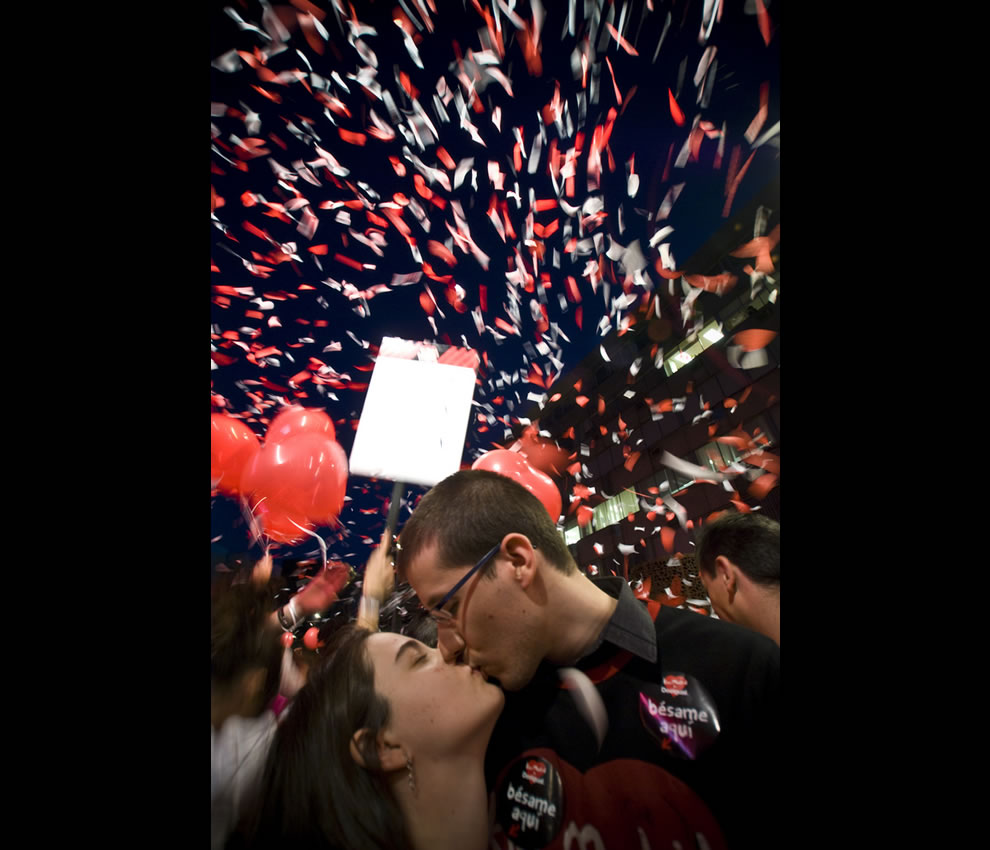 La magia de un beso (The magic of a kiss)