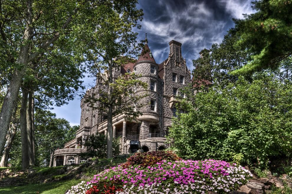 Boldt Castle -- Alexandria Bay, NY