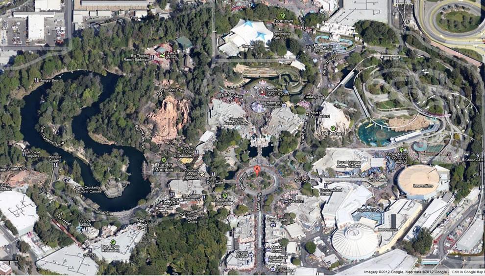 Disneyland Park, Disneyland Drive, Anaheim, CA