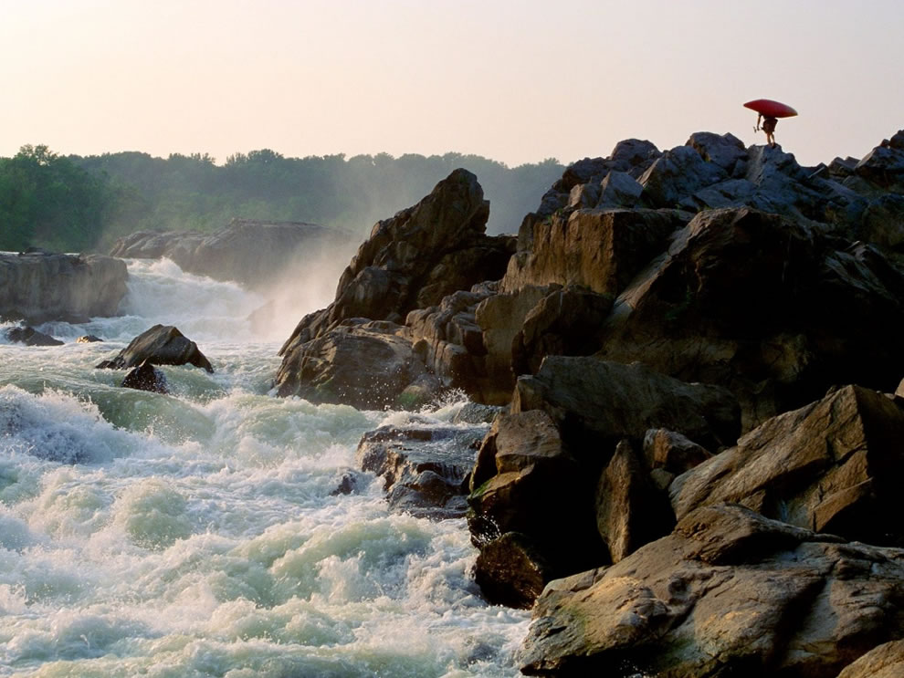 Great Falls Potomac River Maryland