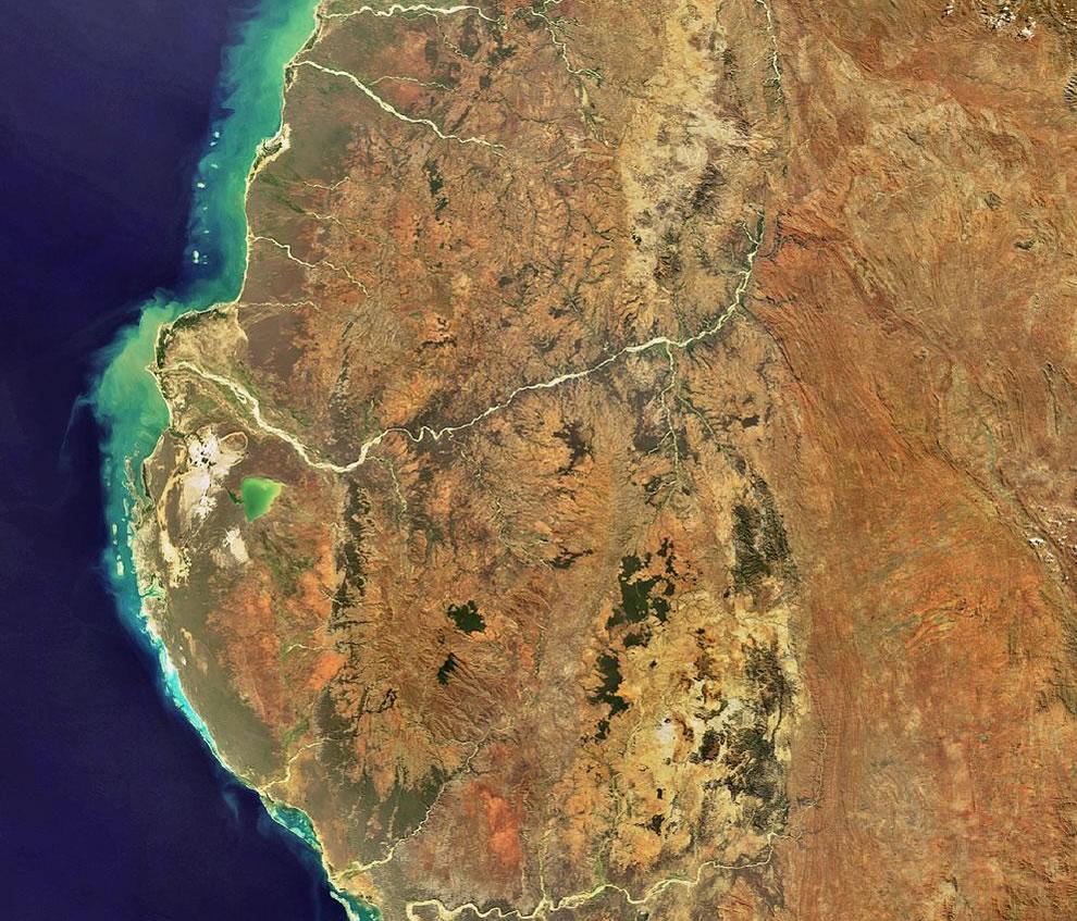 Great Red Island, Madagascar