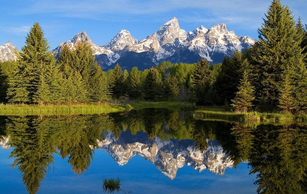 Gorgeous Grand Teton National Park, Wyoming