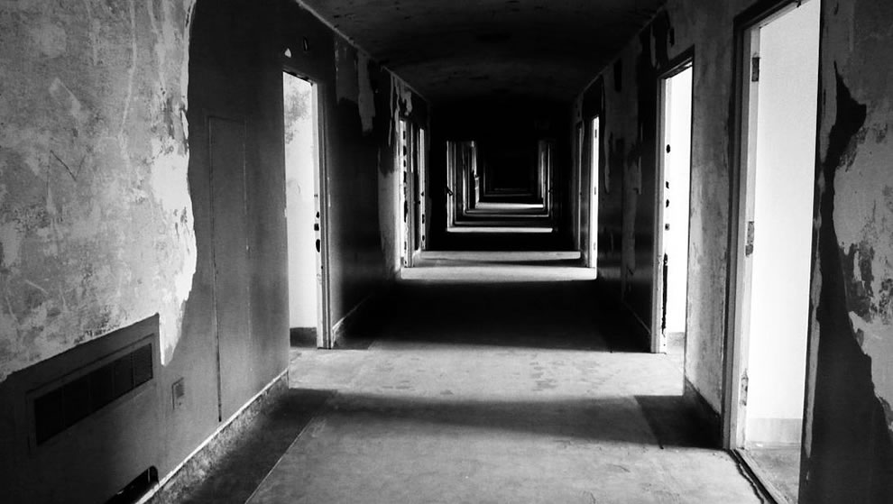 Abandoned Linda Vista Hospital where ghosts walk the corridors