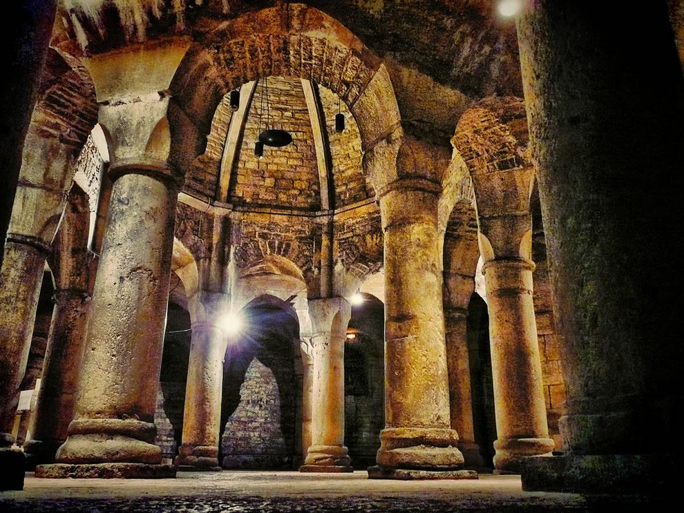 Dijon Crypt - St.Benigne