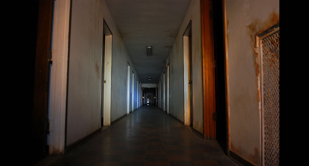 Ghost hunting at Linda Vista Community Hospital -- 2nd floor