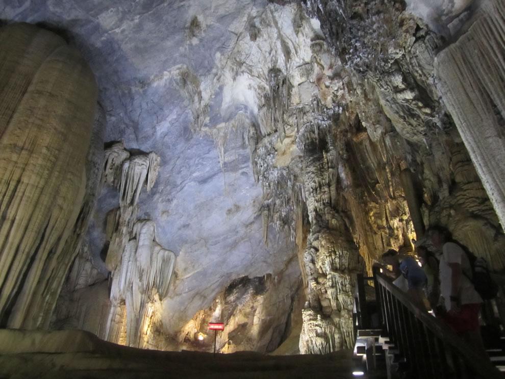 Thien Duong aka Paradise Cave, Phong Nha-Ke Bang National Park