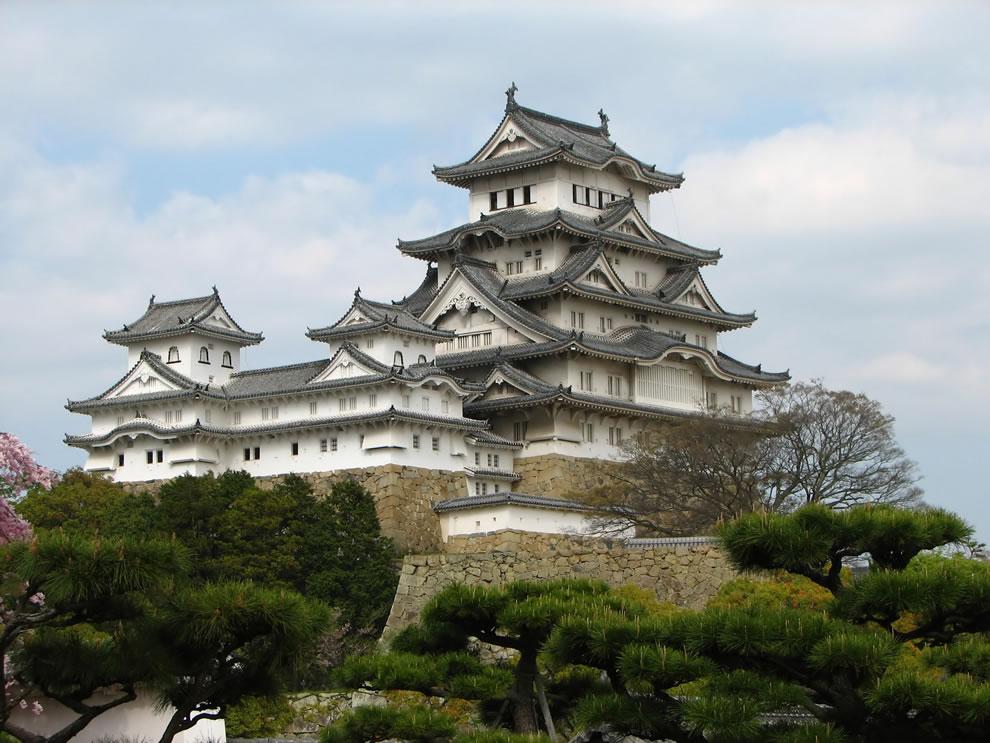 Himeji Castle, Himeji, Hyogo Prefecture, Japan