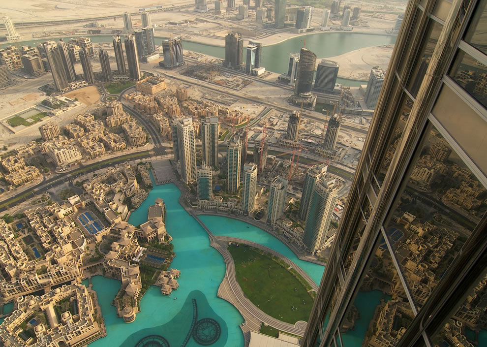 Burj Khalifa Sense of Place
