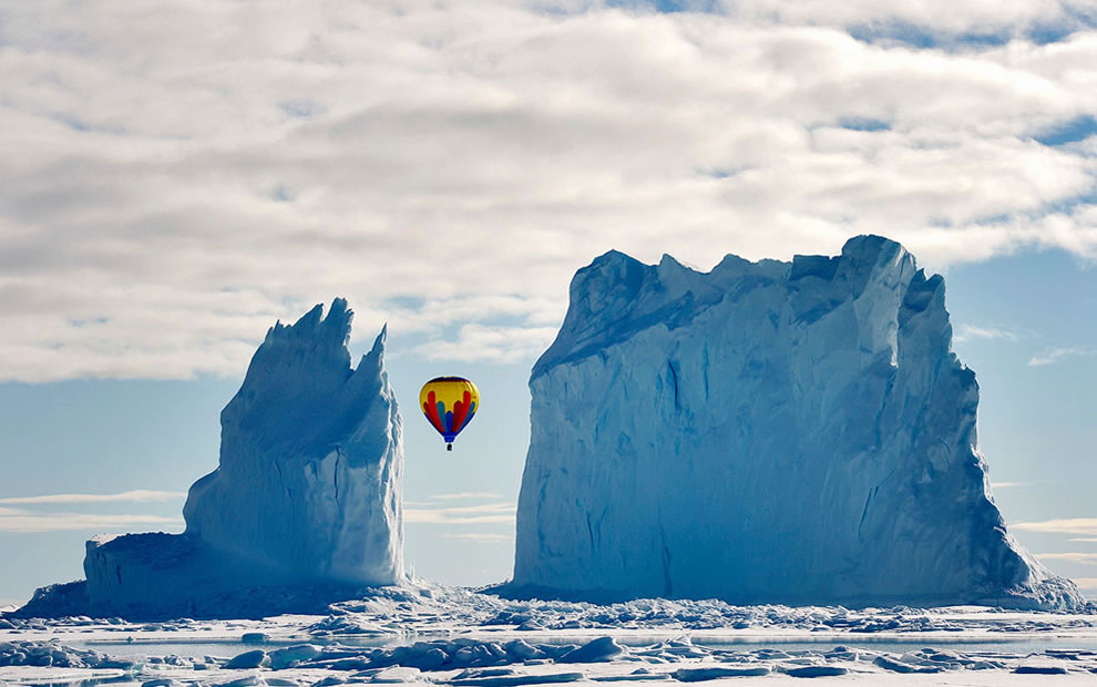 Fly by Sense of Place Arctic Bay