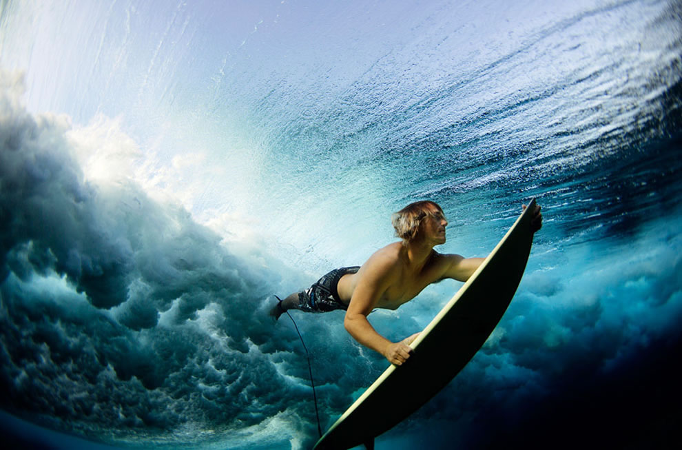 Merit Winner Underwater Surf Fiji
