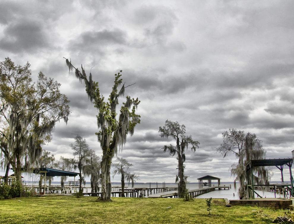Lake Verret, Louisiana