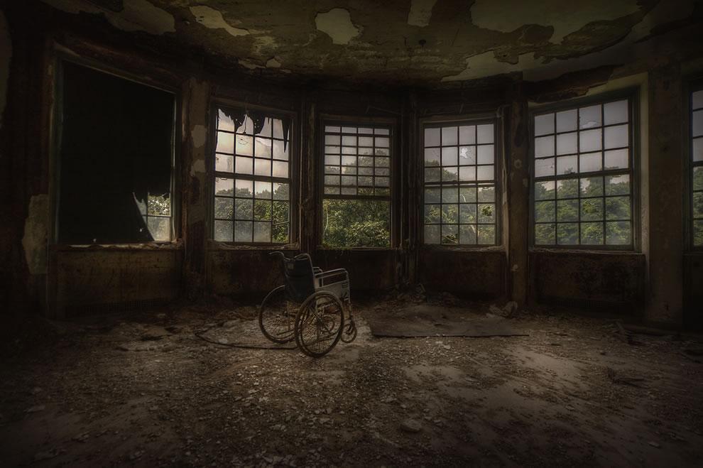 Abandoned children's Tuberculosis sanatorium