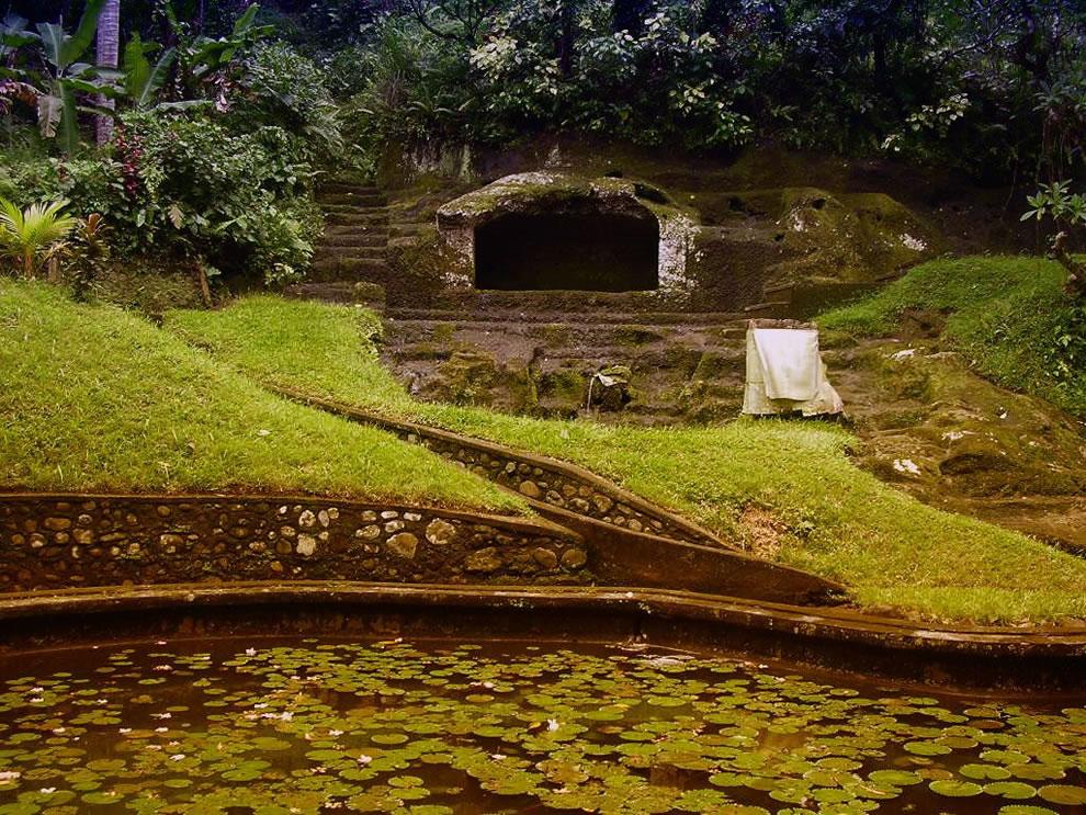 Elephant Cave Ubud Bali Indonesia