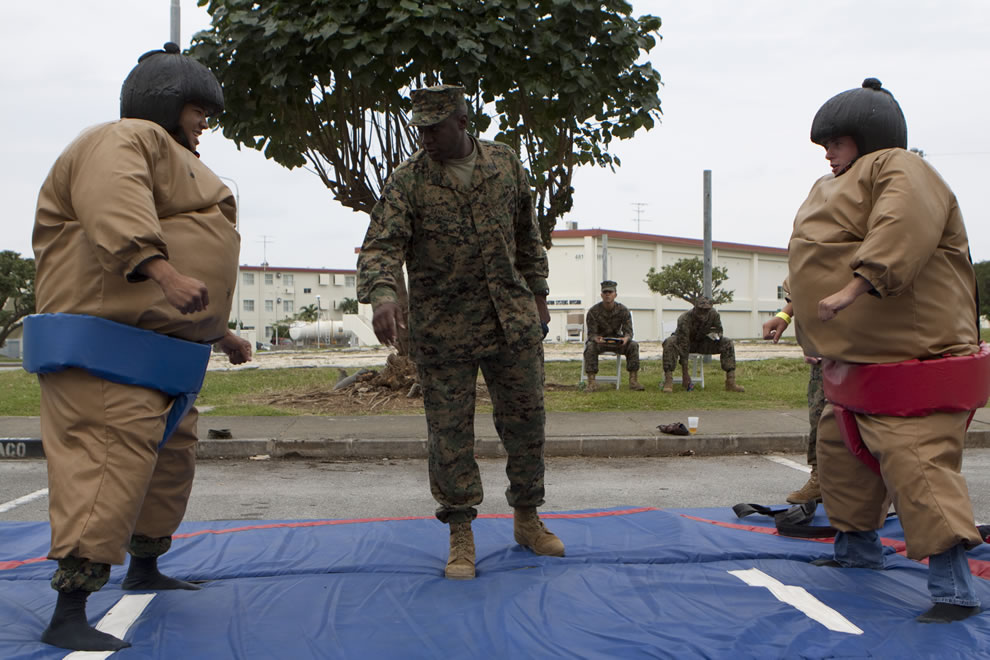 Marines tired of Turkey, time for Turkey Bash