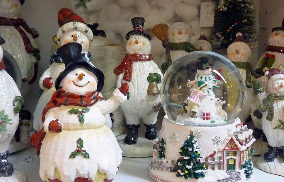 An Army of Snowmen