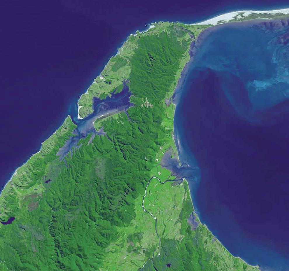 Cape Farewell, New Zealand