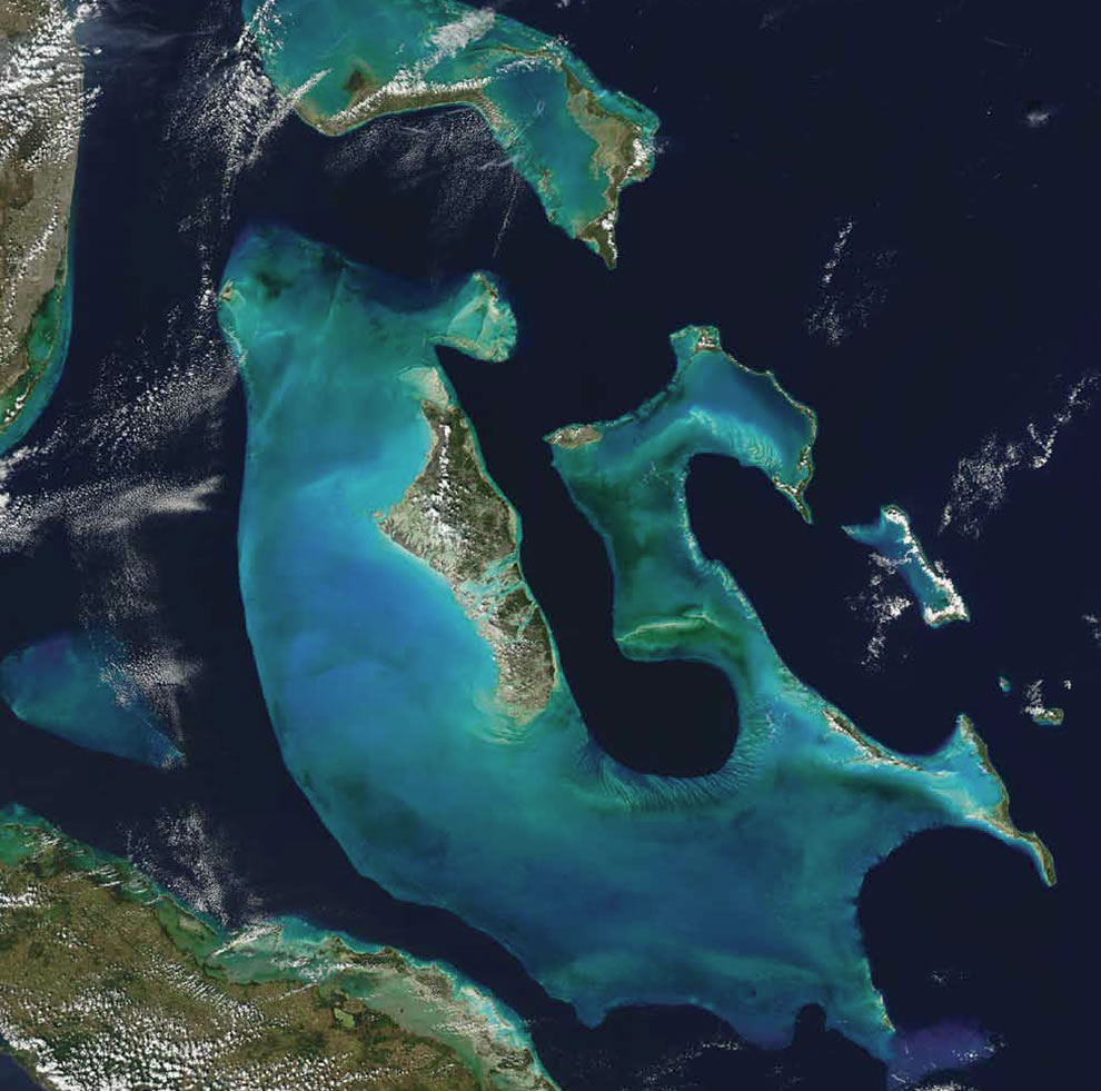 Grand Bahama Bank, Atlantic Ocean