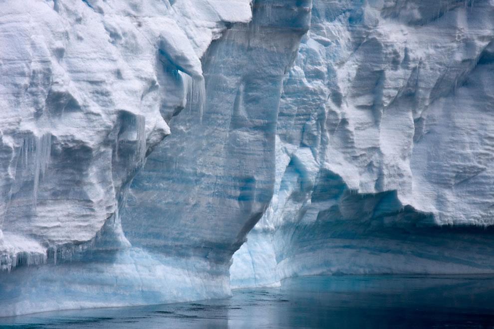 Iceberg Interior