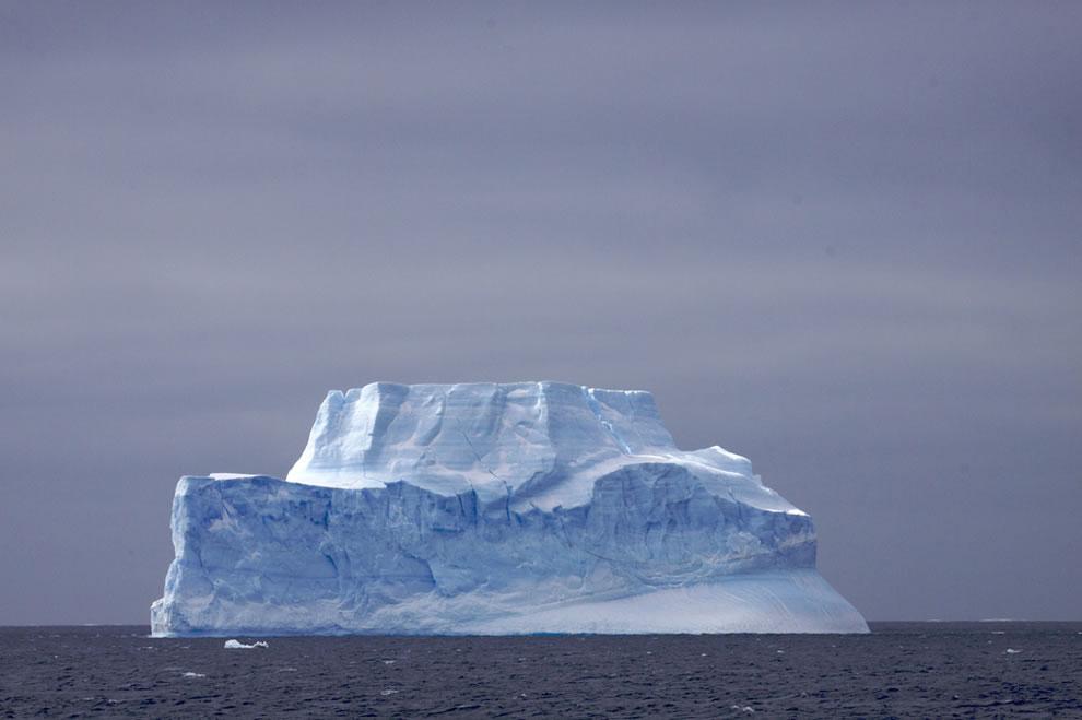 Iceberg near Antarctica