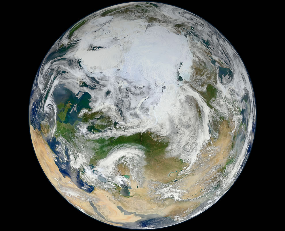 White Marble, Arctic View