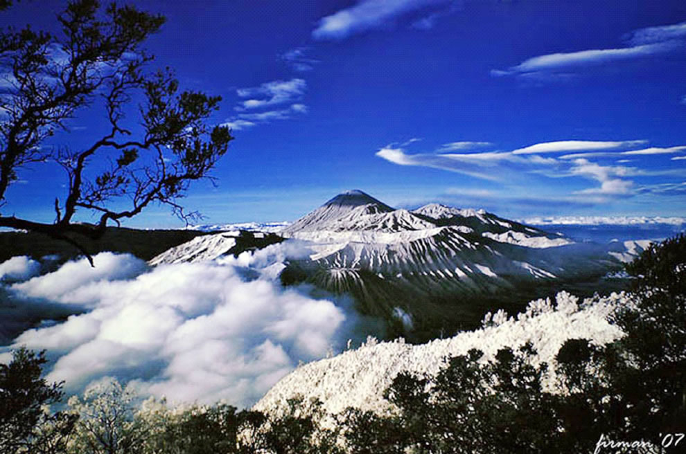 #1 on list of islands by highest point is the Puncak Jaya summit at 4,884 m, 16,024 ft on Mount Carstensz, New Guinea, Indonesia