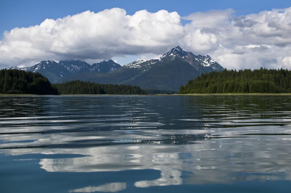 Bear Track Mountain, Glacier Bay National Park