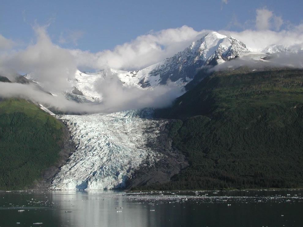 Glacier Bay National Park- La Perouse Glacier