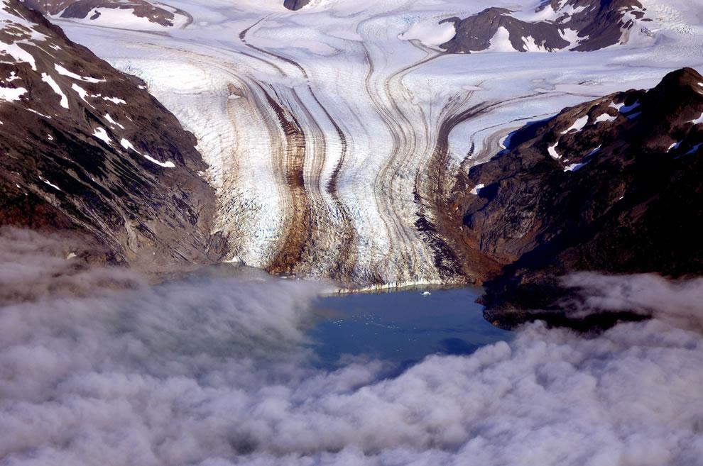 Glacier near Halo Bay