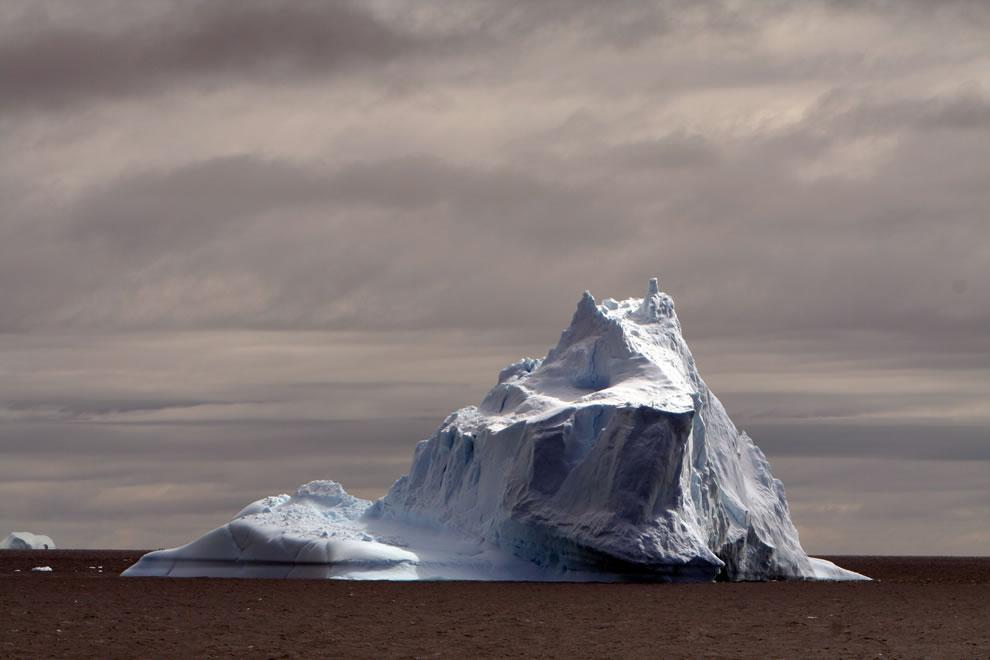 Iceberg in Antarctic waters