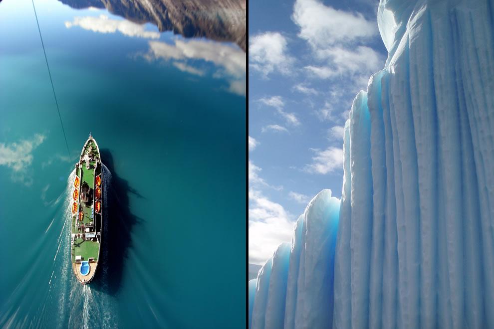 ZERO wind AutoKAP in Auyuituiq Park, Bafin Island & Antarctica iceberg