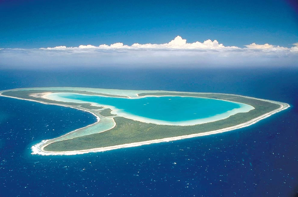 Atoll Tupai has been purchased for 5.7 million euro by French Polynesia