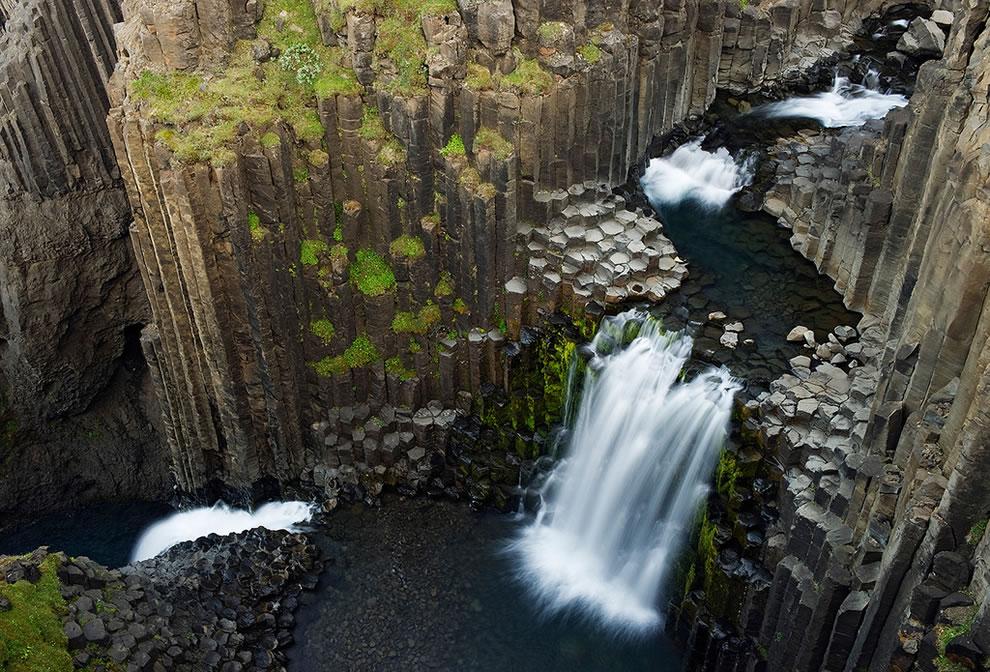 Jaw-dropping Iceland Waterfall Litlanesfoss