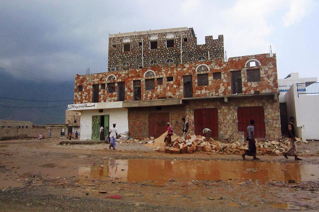 Socotra, Hadiboh hotel