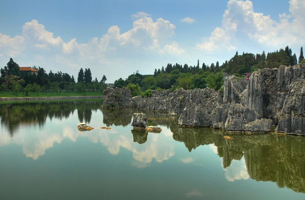 Stone Forest, Kunming, China
