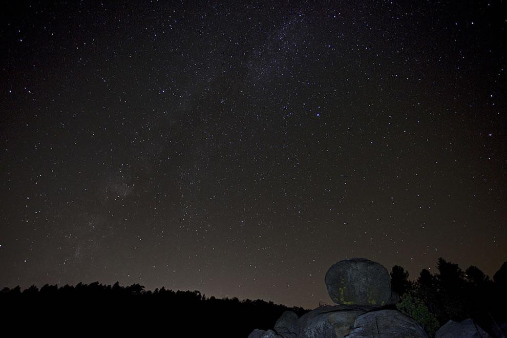 Starry Night at Laguna Campground