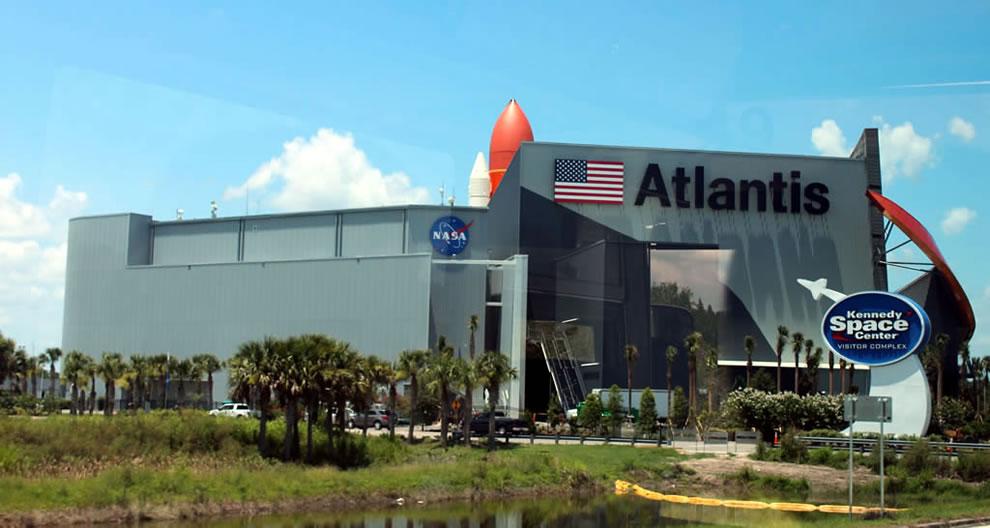 Kennedy Space Center, Atlantis