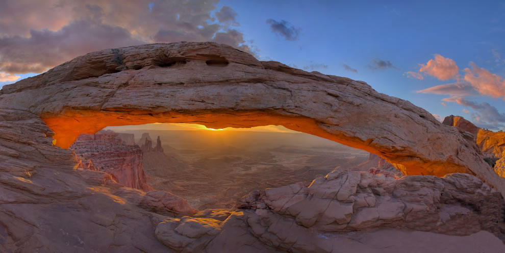 Mesa Arch, Canyonlands National Park
