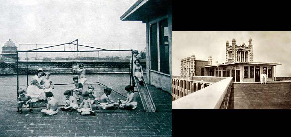 Children of Waverly Hills Sanatorium