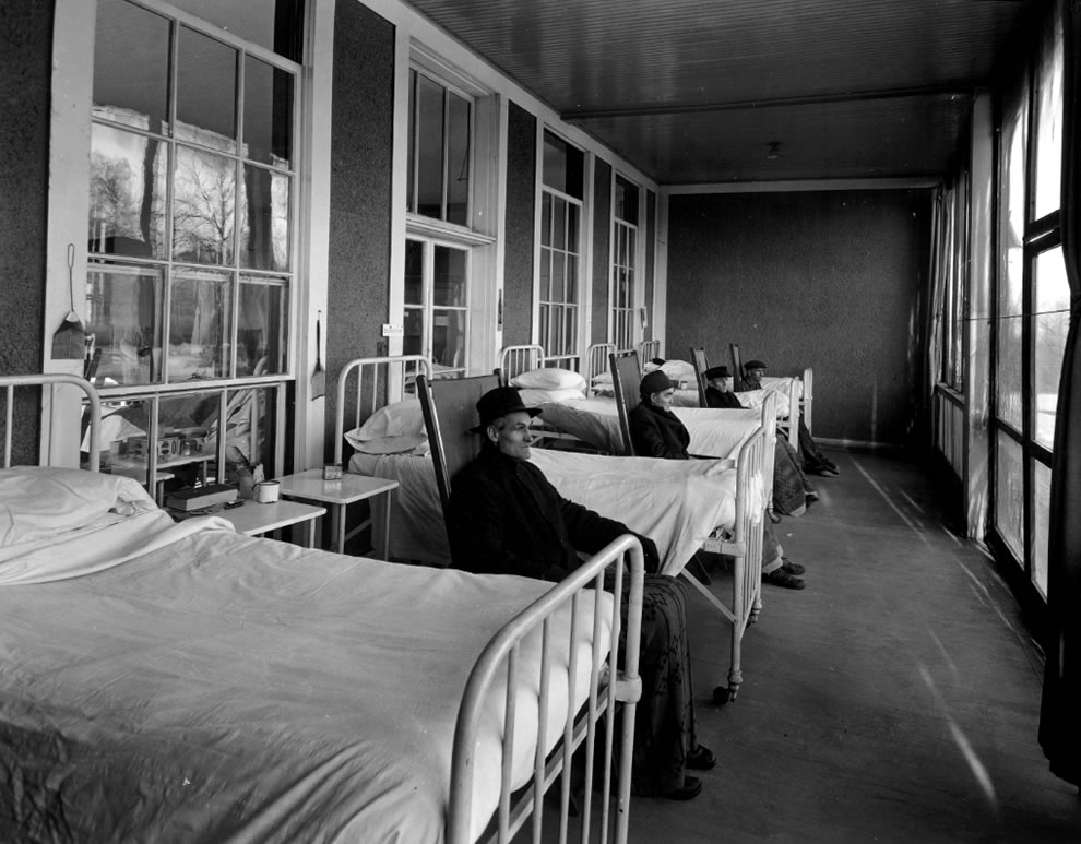 Patients of Waverly Hills Sanatorium