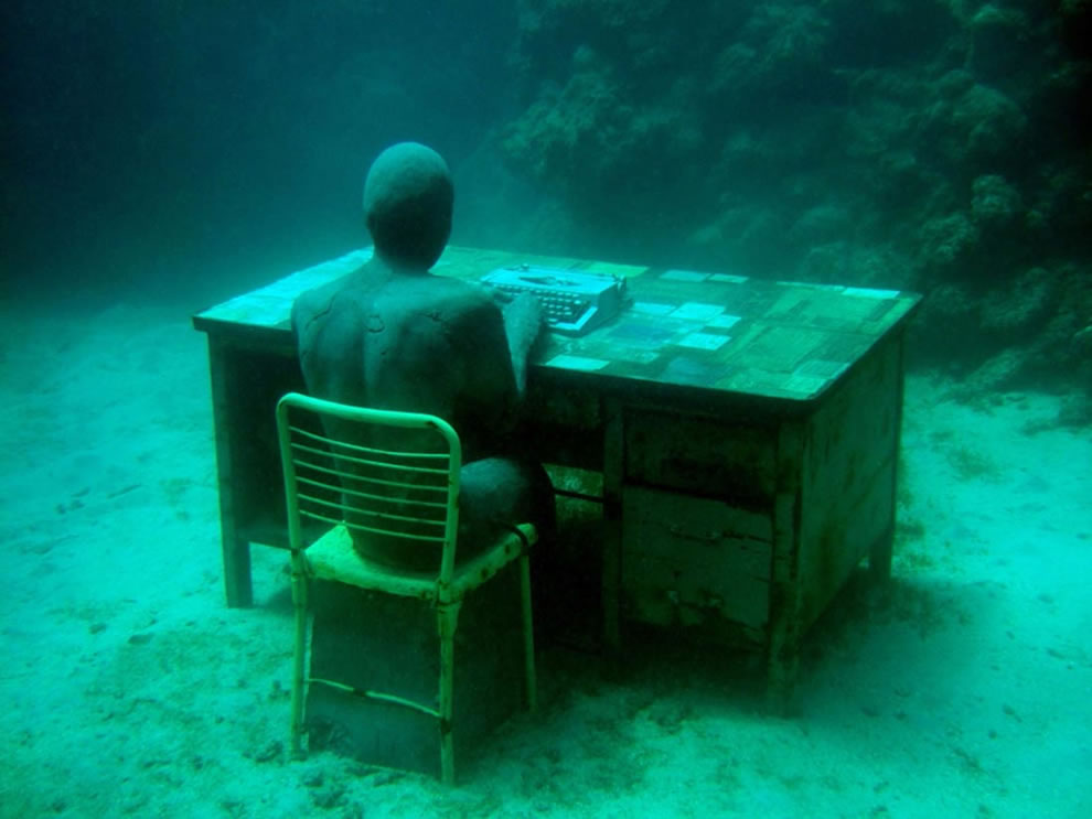 The Lost Correspondent when in it was relatively new in the waters of Grenada
